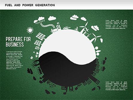Resources Diagram, Slide 10, 01257, Business Models — PoweredTemplate.com