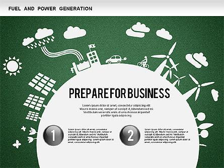 Resources Diagram, Slide 11, 01257, Business Models — PoweredTemplate.com