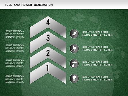 Resources Diagram, Slide 12, 01257, Business Models — PoweredTemplate.com