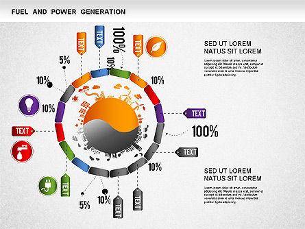 Resources Diagram, Slide 4, 01257, Business Models — PoweredTemplate.com