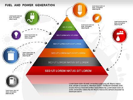 Resources Diagram, Slide 6, 01257, Business Models — PoweredTemplate.com