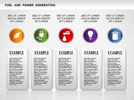 Resources Diagram, Slide 7, 01257, Business Models — PoweredTemplate.com