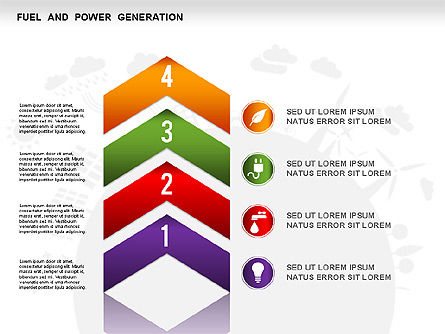 Resources Diagram, Slide 8, 01257, Business Models — PoweredTemplate.com