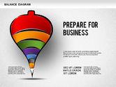 Business Models: Whirligig Diagram #01262