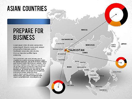 Asian Countries Presentation, Slide 10, 01263, Presentation Templates — PoweredTemplate.com