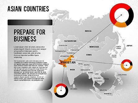 Asian Countries Presentation, Slide 12, 01263, Presentation Templates — PoweredTemplate.com