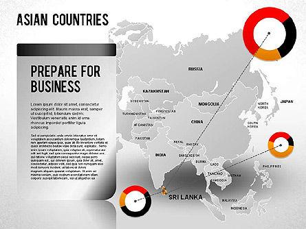 Asian Countries Presentation, Slide 14, 01263, Presentation Templates — PoweredTemplate.com