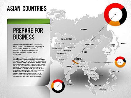 Asian Countries Presentation, Slide 15, 01263, Presentation Templates — PoweredTemplate.com