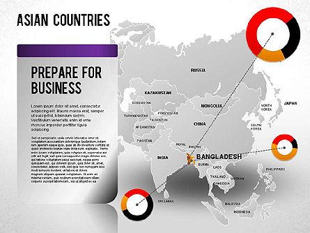 Asian Countries Presentation, Slide 17, 01263, Presentation Templates — PoweredTemplate.com