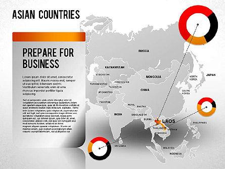 Asian Countries Presentation, Slide 19, 01263, Presentation Templates — PoweredTemplate.com