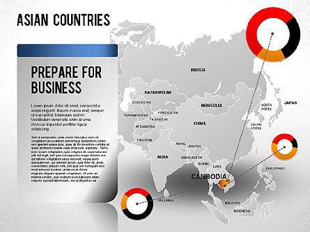 Asian Countries Presentation, Slide 21, 01263, Presentation Templates — PoweredTemplate.com