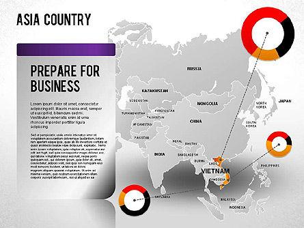 Asian Countries Presentation, Slide 22, 01263, Presentation Templates — PoweredTemplate.com