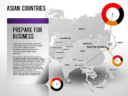 Asian Countries Presentation, Slide 27, 01263, Presentation Templates — PoweredTemplate.com