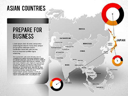 Asian Countries Presentation, Slide 28, 01263, Presentation Templates — PoweredTemplate.com