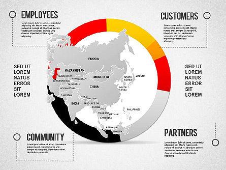 Asian Countries Presentation, Slide 29, 01263, Presentation Templates — PoweredTemplate.com