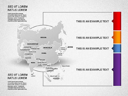 Asian Countries Presentation, Slide 30, 01263, Presentation Templates — PoweredTemplate.com