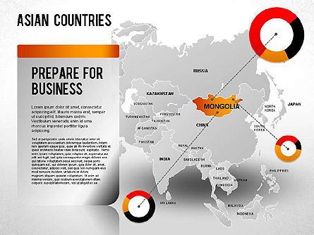 Asian Countries Presentation, Slide 4, 01263, Presentation Templates — PoweredTemplate.com