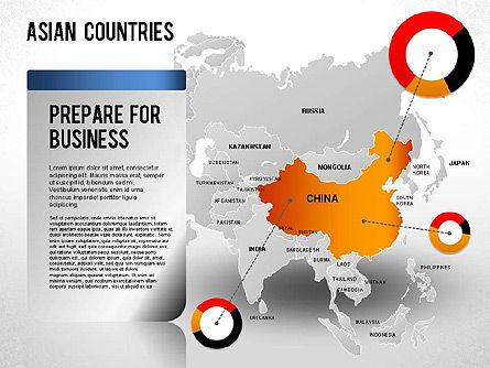 Asian Countries Presentation, Slide 5, 01263, Presentation Templates — PoweredTemplate.com