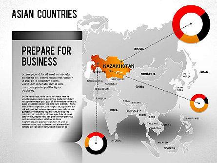 Asian Countries Presentation, Slide 6, 01263, Presentation Templates — PoweredTemplate.com