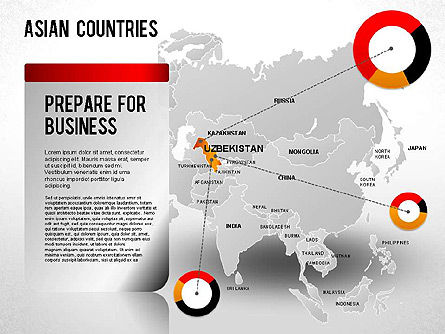 Asian Countries Presentation, Slide 7, 01263, Presentation Templates — PoweredTemplate.com