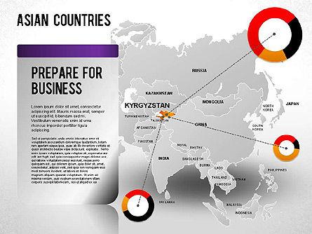 Asian Countries Presentation, Slide 8, 01263, Presentation Templates — PoweredTemplate.com
