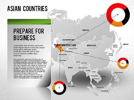 Asian Countries Presentation, Slide 9, 01263, Presentation Templates — PoweredTemplate.com