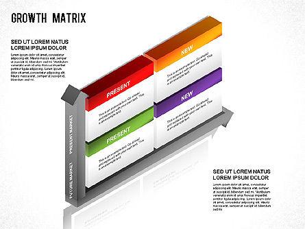 BCG Matrix, Slide 10, 01266, Matrix Charts — PoweredTemplate.com