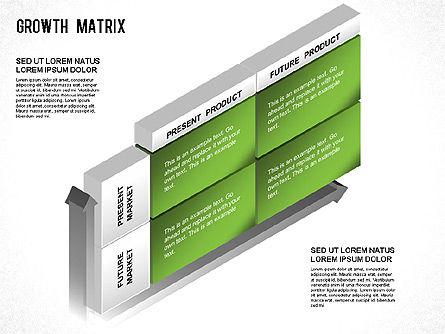 BCG Matrix, Slide 11, 01266, Matrix Charts — PoweredTemplate.com