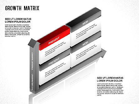 BCG Matrix, Slide 7, 01266, Matrix Charts — PoweredTemplate.com