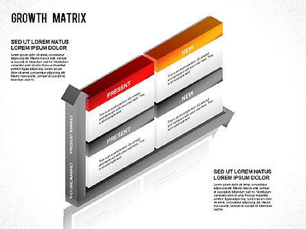 BCG Matrix, Slide 8, 01266, Matrix Charts — PoweredTemplate.com