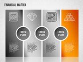 Financial Matrix Chart#12