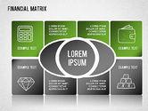 Financial Matrix Chart#6