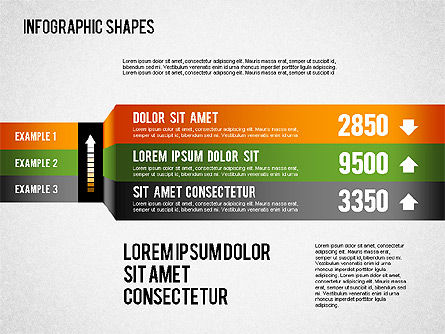 Infographics Shapes
