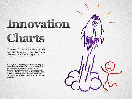 Shapes: Innovation Chart #01276
