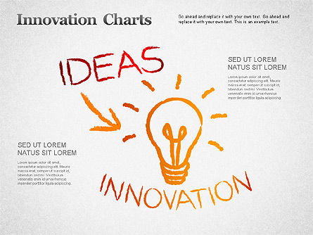 Innovation Chart (for PowerPoint and Google Slides)