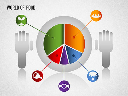Business Models: Food Diagram #01278