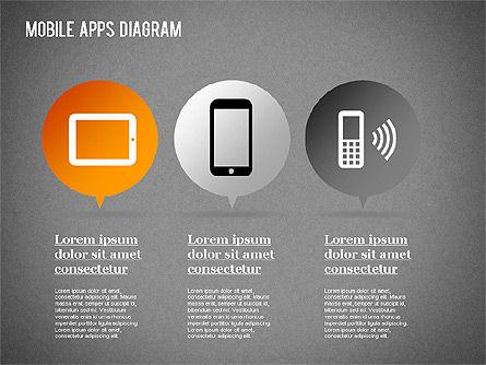 Content Share Diagram, Slide 16, 01283, Business Models — PoweredTemplate.com
