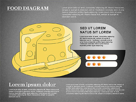 Nutrition Diagram, Slide 12, 01292, Business Models — PoweredTemplate.com