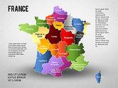 Presentation Templates: Francia Diagrama de Presentación #01313