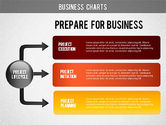 Business Models: Project Life Cycle Diagram #01316