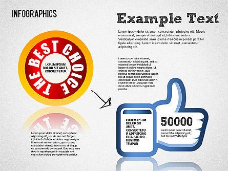 Sales and Distribution Infographics, Slide 11, 01322, Business Models — PoweredTemplate.com