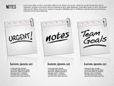 Tips and Notes Shapes#12
