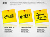 Tips and Notes Shapes#15
