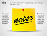 Tips and Notes Shapes#8