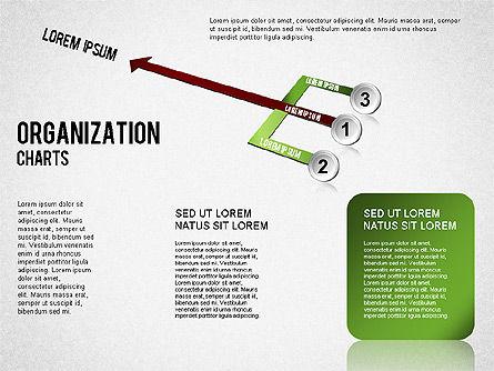 Organizational Chart, Slide 3, 01327, Organizational Charts — PoweredTemplate.com