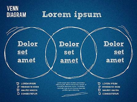 Hand Drawn Venn Diagram, Slide 11, 01332, Business Models — PoweredTemplate.com