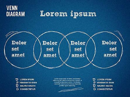 Hand Drawn Venn Diagram, Slide 12, 01332, Business Models — PoweredTemplate.com