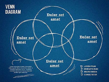 Hand Drawn Venn Diagram, Slide 14, 01332, Business Models — PoweredTemplate.com