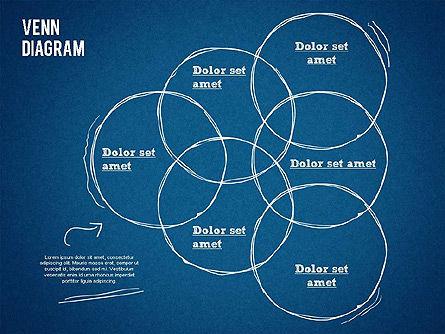 Hand Drawn Venn Diagram, Slide 15, 01332, Business Models — PoweredTemplate.com