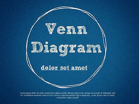 Hand Drawn Venn Diagram, Slide 9, 01332, Business Models — PoweredTemplate.com